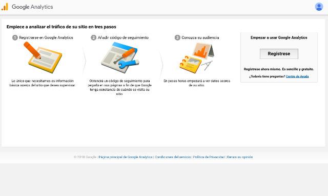 crear una cuenta Google sin usar Gmail