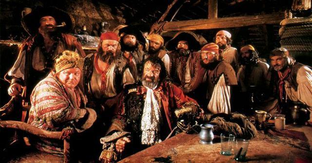 un disfraz de pirata casero