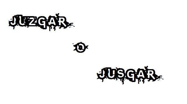 juzgas y jusgar