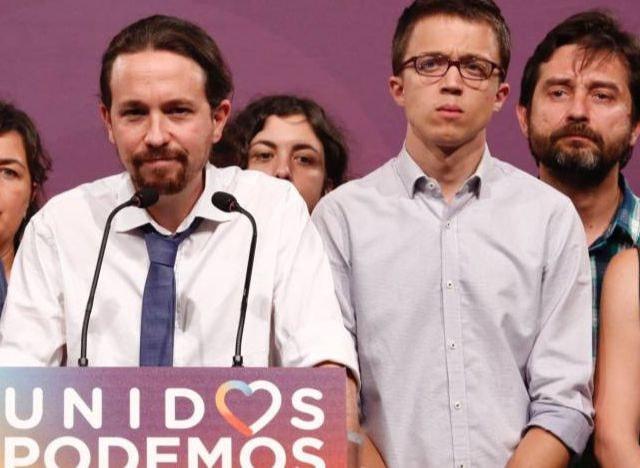 afiliarse a Podemos