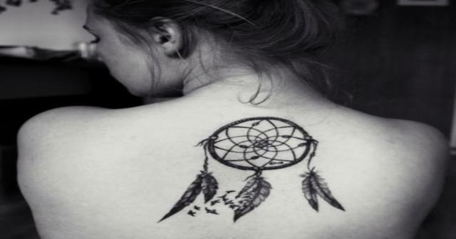 los tatuajes de atrapasueños