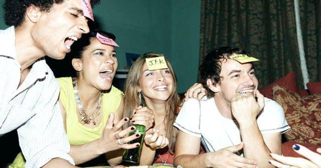 los juegos para fiestas de adultos