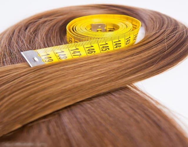 cuánto crece el pelo al mes