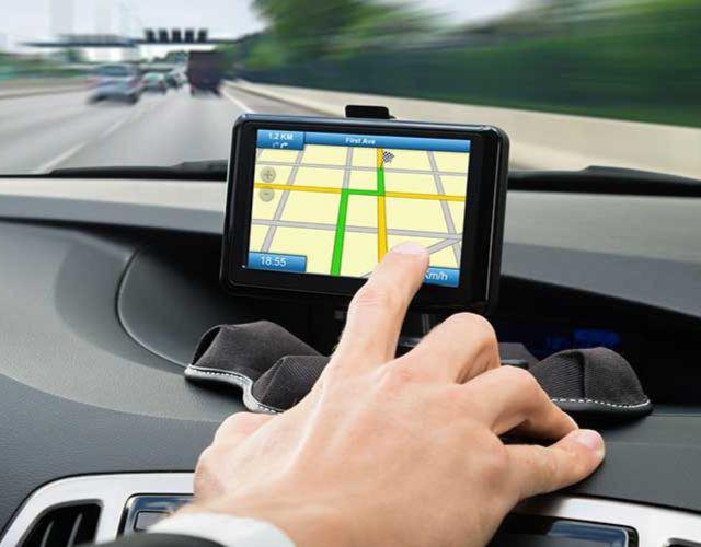 Cómo actualizar un GPS