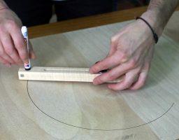 perímetro de una circunferencia