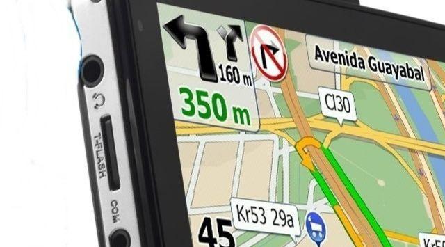 actualizar un GPS
