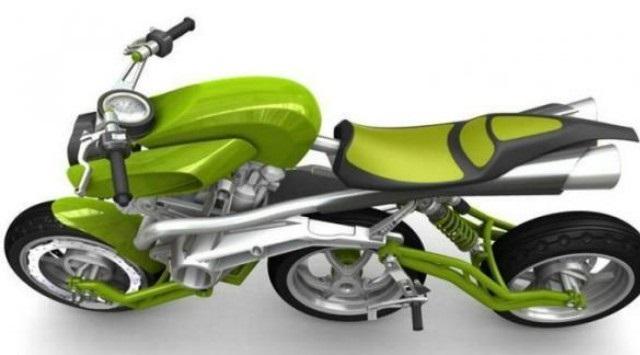 motos de tres ruedas