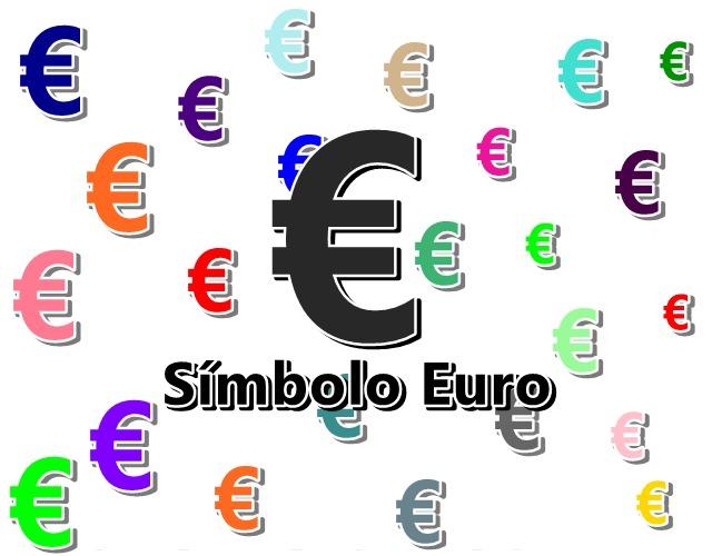Cómo escribir el símbolo del euro en teclados