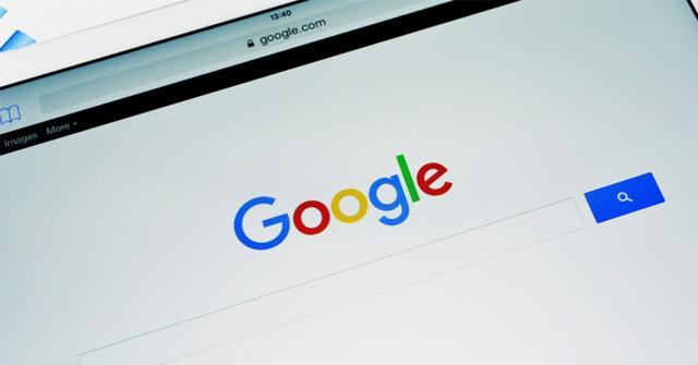 google de página principal