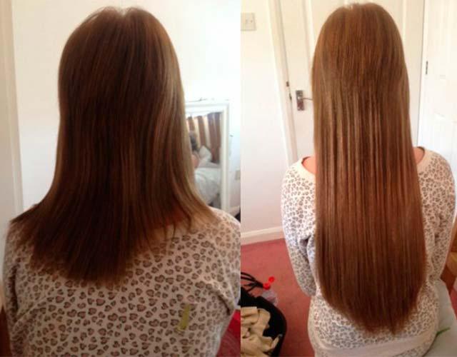 Como hacer el crecer el pelo más rápido
