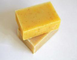 jabón de azufre