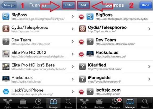 AppSync iOS 8