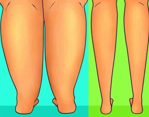 Cómo adelgazar las piernas rápidamente