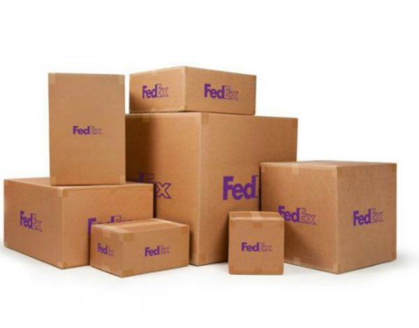paquetes FedEx