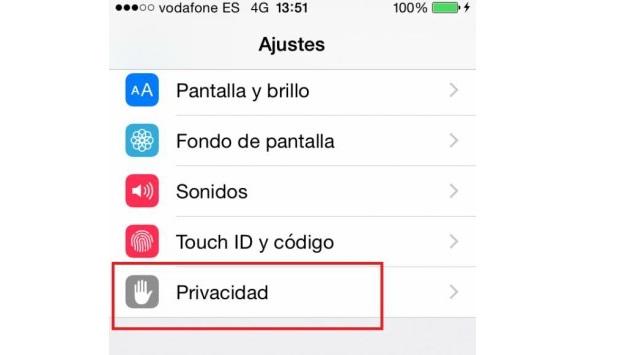 GPS en el iPhone