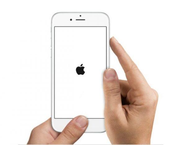 resetear un iPhone