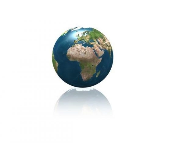 paralelos de la Tierra