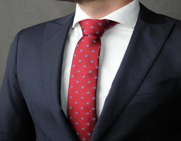 cómo hacer nudo de corbata fácil
