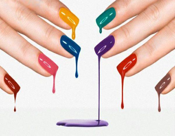 Cómo Pintarse Las Uñas