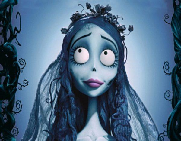 maquillaje novia cadáver