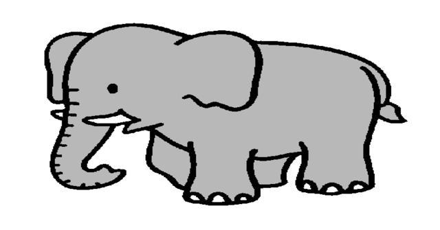 Cómo hacer un buen dibujo de elefante