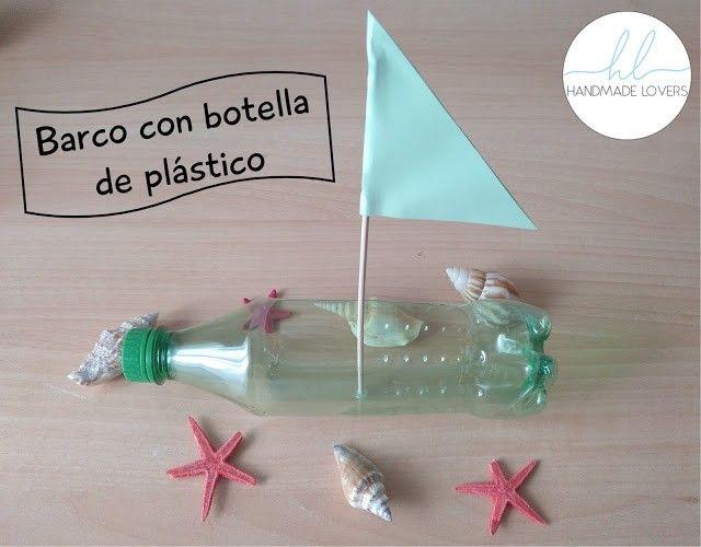 Manualidades con botellas de plástico