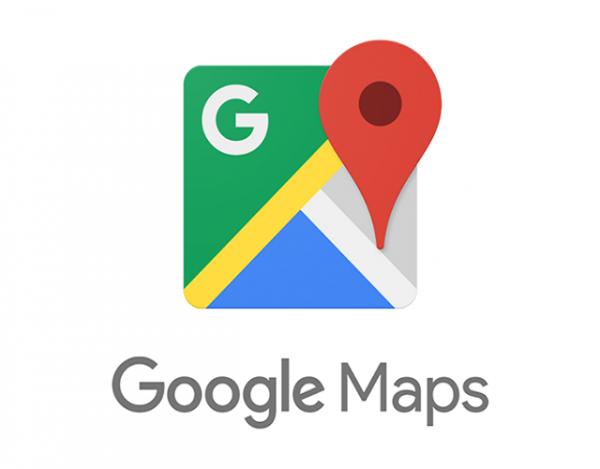 coordenadas en el Google Maps