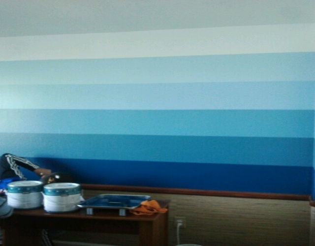 Pintar degradado de colores