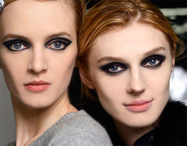 Maquillar ojos ahumados
