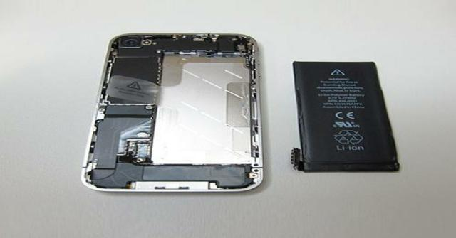 bateria del iphone 4