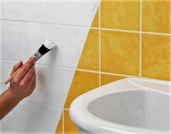 Pintar azulejos de forma sencilla