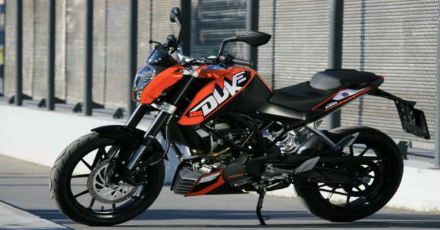 moto de 125 cc