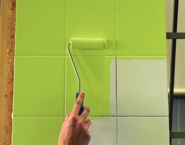 Pintar azulejos de manera sencilla