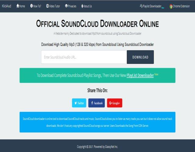 Cómo descargar música con soundcloud