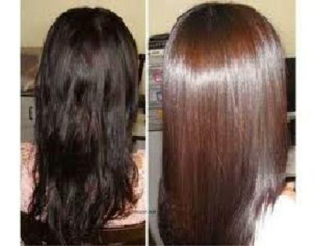 Cómo aclarar el pelo negro