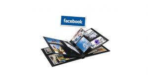 álbum de fotos en Facebook