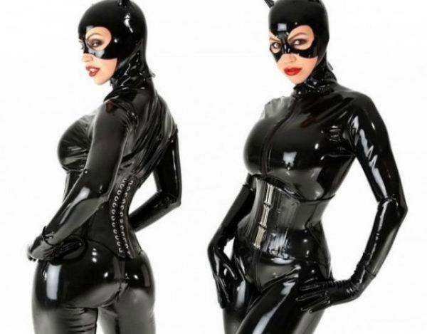 hacer un disfraz de Catwoman