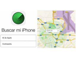 localizar el iPhone perdido