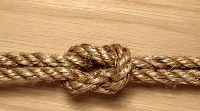 Cómo se hacen los nudos marineros