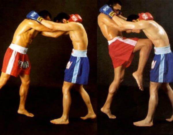 tipos de golpes del muay thai