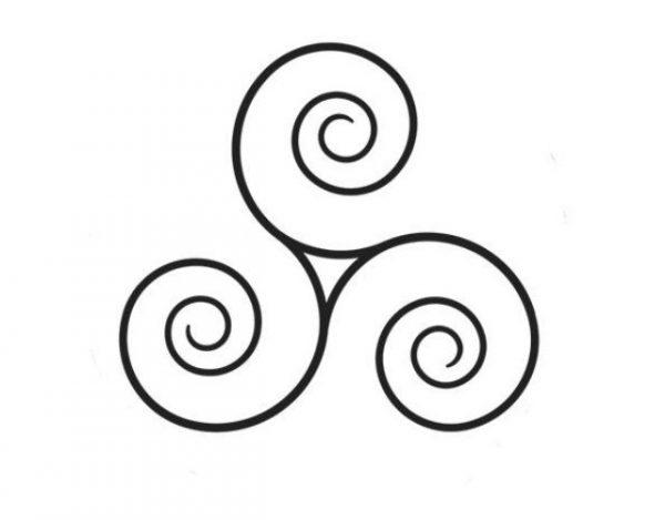 símbolos celtas