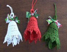 campanas de navidad para decorar