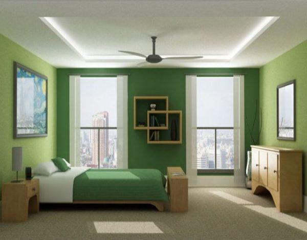 cómo decorar una habitación grande v