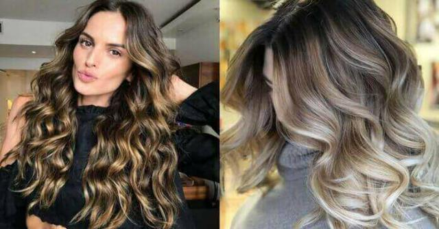 los tintes de pelo