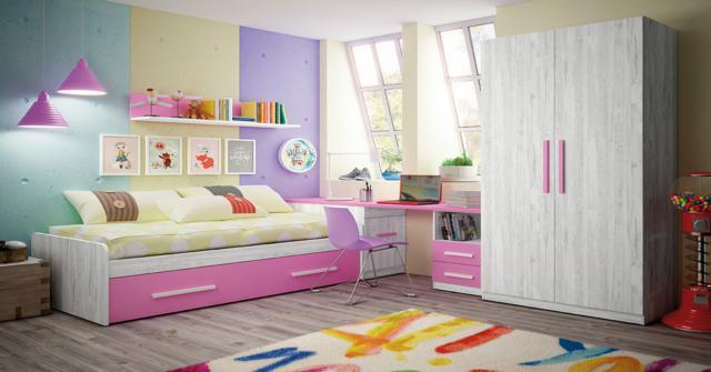 decoración de habitación infantil