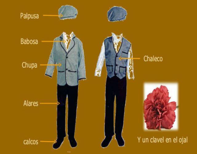 chulapo ¿como vestirse con el traje regional de Madrid?