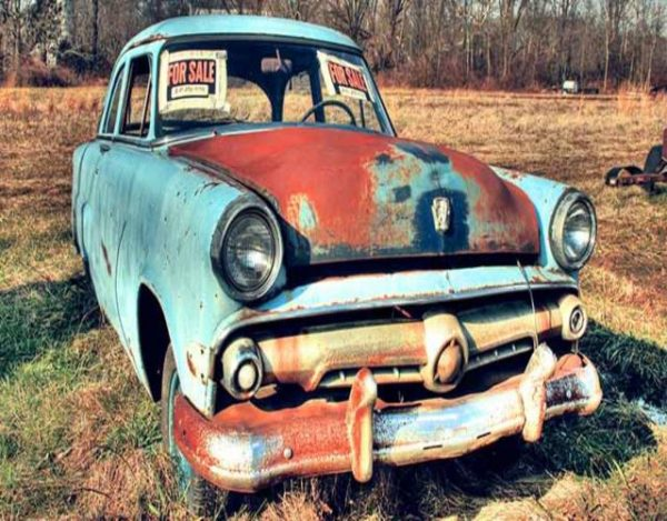 Cómo quitar el olor a coche viejo