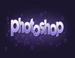Cómo hacer letras en Photoshop