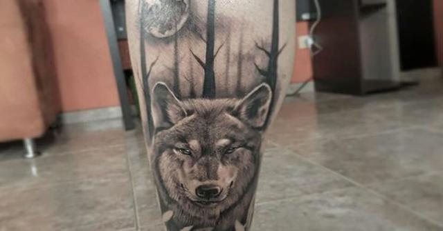 Cuál Es El Significado De Los Tatuajes De Lobos