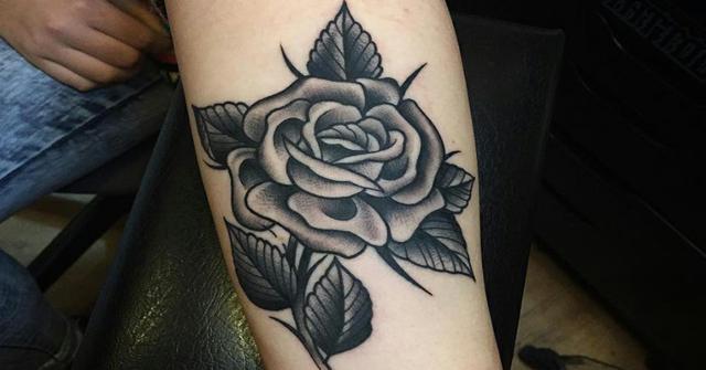 los tatuajes de rosas
